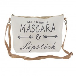 Biała Kosmetyczka Mascara L