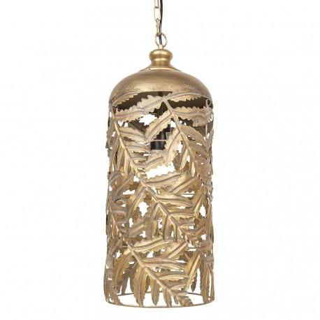 Złota Lampa Liście C