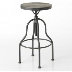 Industrialne Krzesło Barowe Eiffel