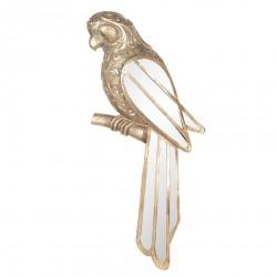 Dekoracja Ścienna Papuga z Lusterkami