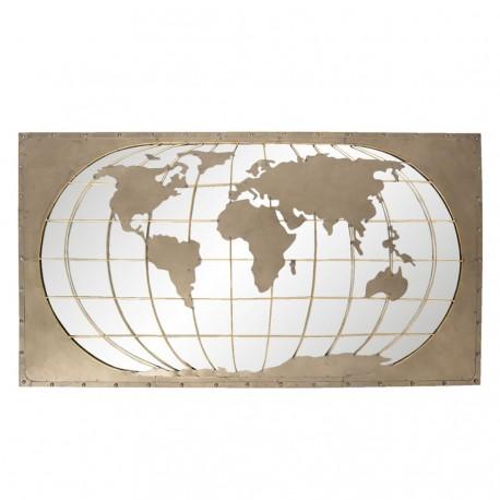 Lustro z Mapą