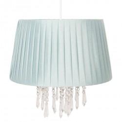 Lampa Sufitowa Plisowana Jasna A Clayre & Eef