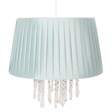 Lampa Sufitowa Plisowana Jasna A
