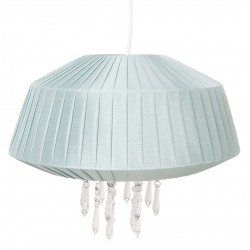 Lampa Sufitowa Plisowana Jasna B Clayre & Eef