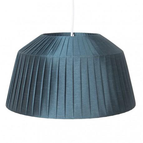Lampa Sufitowa Plisowana Ciemna C