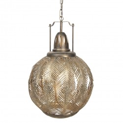 Lampa Sufitowa Liście B Clayre & Eef