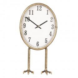 Zegarek Stołowy Na Nóżkach