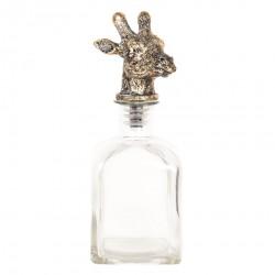 Butelka Ozdobna z Korkiem Żyrafa B