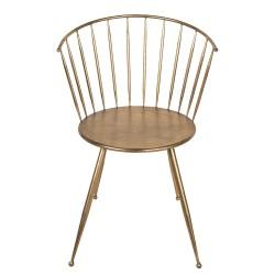 Metalowe Krzesło w Stylu Skandynawskim B