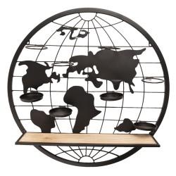 Mapa z Półeczkami i Obręczami