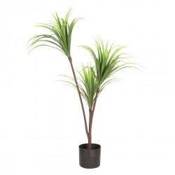 Sztuczna Roślina Tropikalna w Doniczce A,
