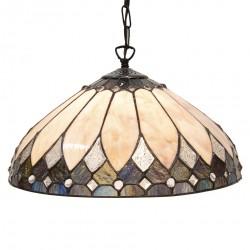 Lampa Tiffany Witrażowa A