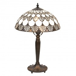 Lampa Tiffany Stołowa A