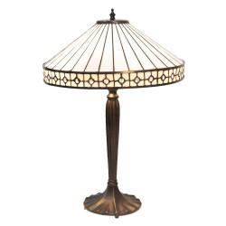 Lampa Tiffany Stołowa J