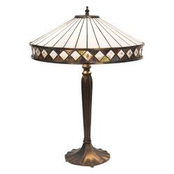 Lampa Tiffany Stołowa K