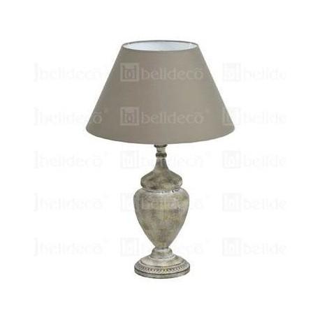 Bosco Lampa z Abażurem Szarym