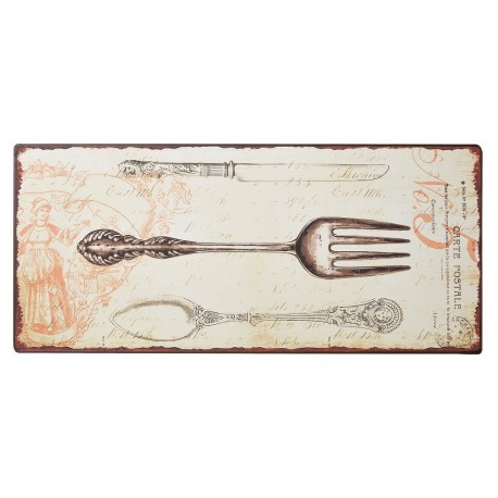 Obrazek kuchenny marki belldeco z widelcem