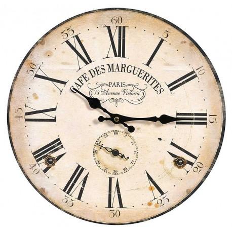 Zegar w stylu retro belldeco