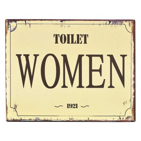 Zawieszka Retro Toilet Women