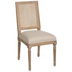 Krzesło Belldeco Dębowe Proste
