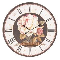 Zegar z Różami