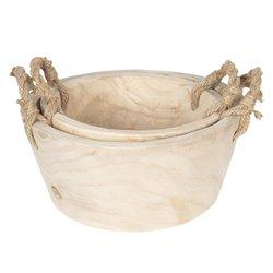 Wooden basket (2)