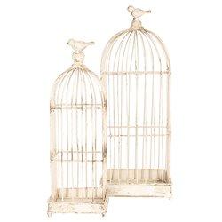 Decoration birdcage set (2)