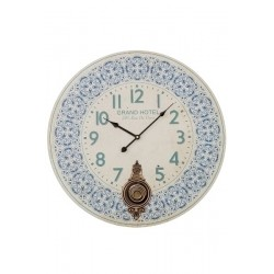 Zegar Retro Paris z Wahadłem