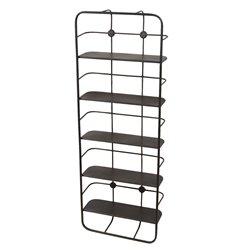 Wall rack iron