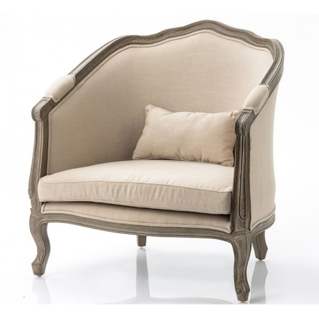 Elegancki, wygodny i stylowey - to cechy jakie posiada idealny fotel w stylu prowansalskim.