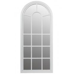 Lustro Okno w Stylu Prowansalskim Wysokie