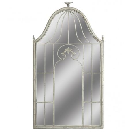 Ozodbne lustro przypominające klatke
