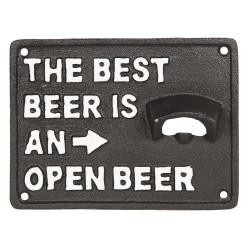 Tabliczka z Otwieraczem do Piwa A Clayre & Eef