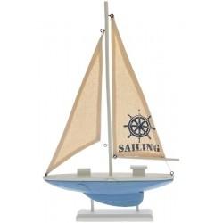 Model Łódki Drewniany A