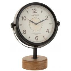 Loftowy Zegar Stołowy