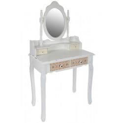 Toaletka Prowansalska z Wzorkami