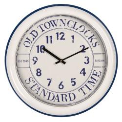 Zegar w Stylu Retro z Kawą