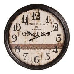 Zegar w Stylu Francuskim Kwadratowy