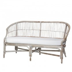 Sofa Rattanowa Chic Antique Nancy