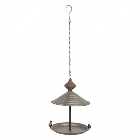 Karmnik Dla Ptaków Metalowy Ozdobny C