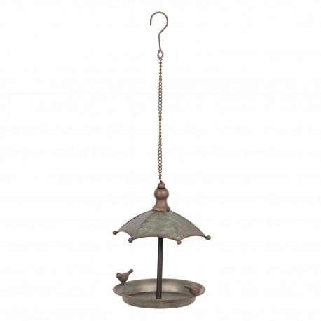 Karmnik Dla Ptaków Metalowy Ozdobny B