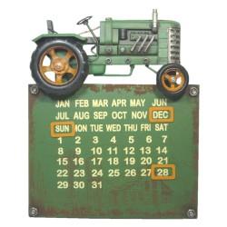 Kalendarz w Stylu Industrialnym Traktor A