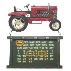 Kalendarz w Stylu Industrialnym Traktor B