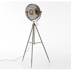 Lampa Podłogowa w Stylu Industrialnym B