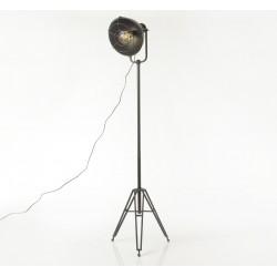 Lampa Podłogowa w Stylu Industrialnym C
