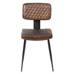 Krzesło Loft Ekoskóra A
