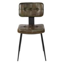 Krzesło Loft Ekoskóra D