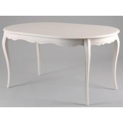 Stół Prowansalski Crema Rozkładany A