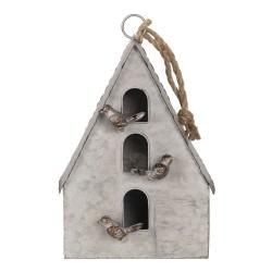 Domek Dla Ptaków Ozdobny w Stylu Prowansalskim C Clayre & Eef