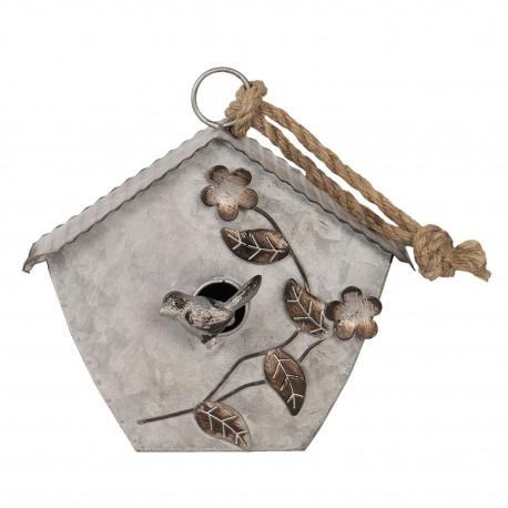 Domek Dla Ptaków Ozdobny w Stylu Prowansalskim C